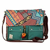 #3: The House Of Tara Women's Messenger Bag Multicolour Htmb 018