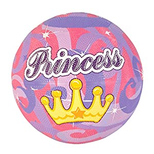 Amazon Com Mini Princess Basketball 5 In Toys Games Princess Basketball