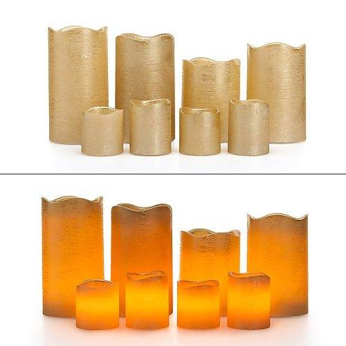 8-led-echtwachskerzen-mit-timer-funktion-4-stumpenkerzen-4-votikerzen-mehrere-farben-wahlbar-gold-me