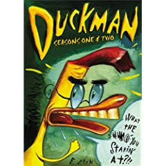 Duckman DVD cover