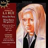 Gothic Voices De La Rue: Missa De Feria/ Missa Sancta Dei Genitrix