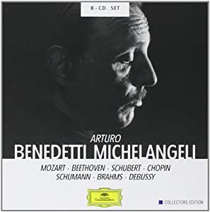 L'Art d'Arturo Benedetti Michelangeli (Coffret 8 CD)