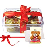 Distinctive Collection Of Yummy Chocolates With Sorry Card - Chocholik Luxury Chocolates