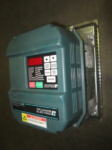 Reliance Electric 2V4160 Gv 3000/Se 2 Hp Vs Vf Drive Re 2Df4283