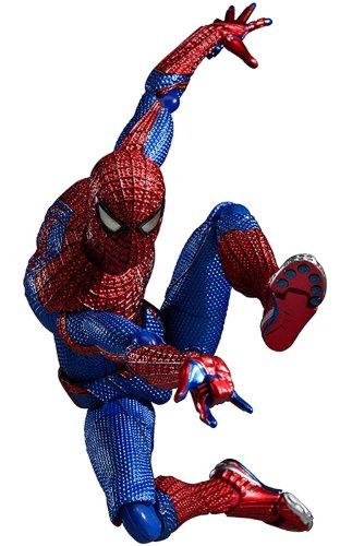 figma アメイジング・スパイダーマン (ノンスケール ABS&PVC 塗装済み可動フィギュア)