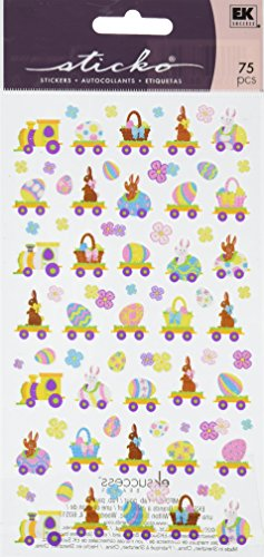Sticko Easter Express Stickers