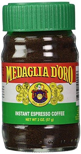 Medaglia D' Oro Instant Espresso Coffee, 2-Ounce Jar (Instant Espresso compare prices)