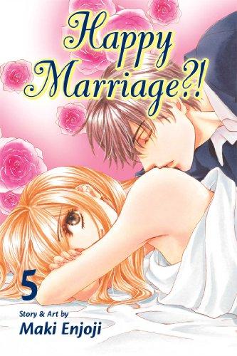 HAPPY MARRIAGE GN VOL 05