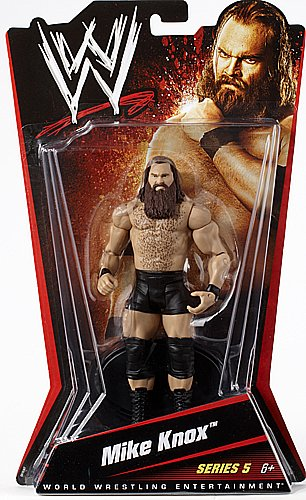 Buy Low Price Mattel MIKE KNOX – WWE SERIES 5 WWE TOY WRESTLING ACTION FIGURE (B003XSJ8L8)