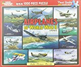 White Mountain Puzzles Airplanes of Worl...