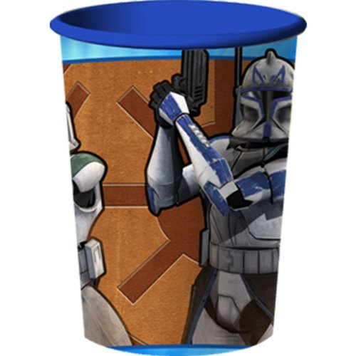 Star Wars - The Clone Wars Party Cup - 1