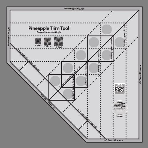 Creative Grids Pineapple Trim Tool