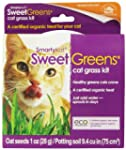 SmartyKat SweetGreens Cat Grass Kit-