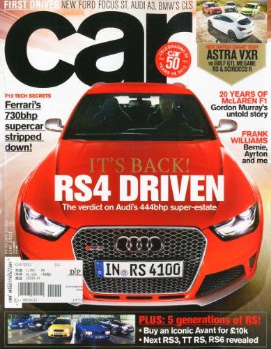 Car [UK] July 2012 (single issue)