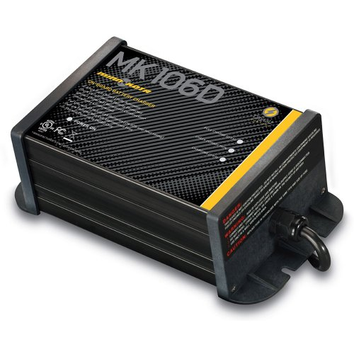 MinnKota MK 106D On-Board Battery Charger (1