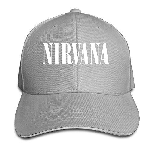 k-fly2-unisex-adjustable-nirvana-band-baseball-caps-hat-one-size-ash