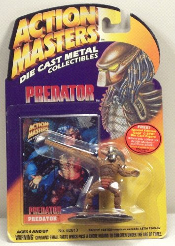Predator Die Cast Metal Collectible - 1