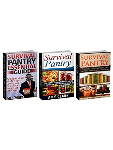 Survival pantry box set the prepper39s guide with online for Plymouth food pantry ct