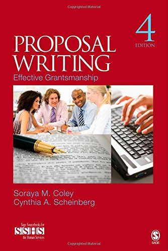Proposal Writing: Effective Grantsmanship (SAGE Sourcebooks for the Human Services)