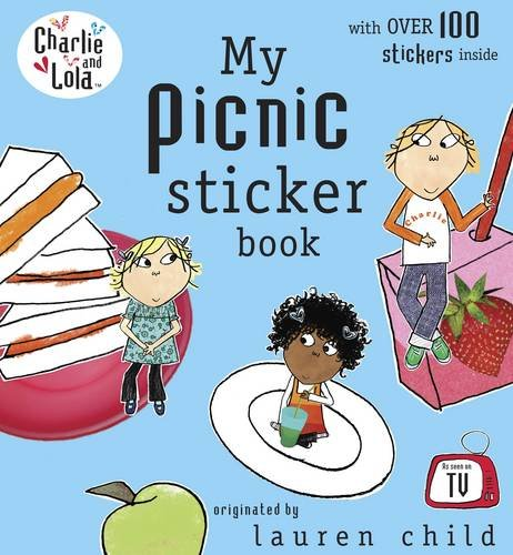 Charlie and Lola: My Picnic Sticker Book