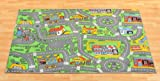 Children's Play Mat - CITY - Big city life - 2,00m x 3,00m