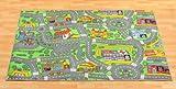 Children's Play Mat - CITY - Big city life - 2,00m x 3,00m