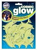 The Original Glow Stars Company Cosmic Glow Dolphins
