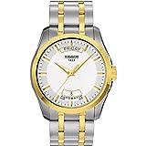 [ティソ]TISSOT クチュリエ 自動巻き 腕時計 T035.407.22.011.00[正規輸入品]