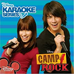 Disney Karaoke Series: Camp Rock (2008)