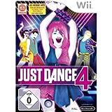 Just Dance 4 - [Nintendo Wii]