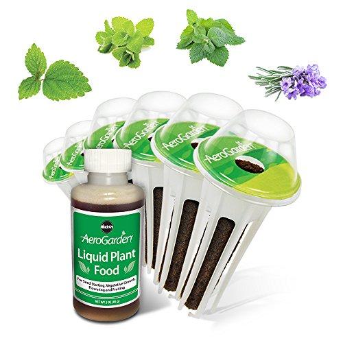 Miracle-Gro-AeroGarden-Fresh-Tea-Seed-Pod-Kit
