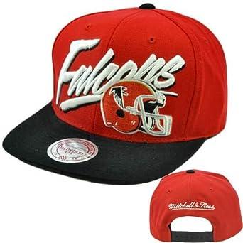 Atlanta Falcons NFL Vice City Snapback by Mitchell & Ness