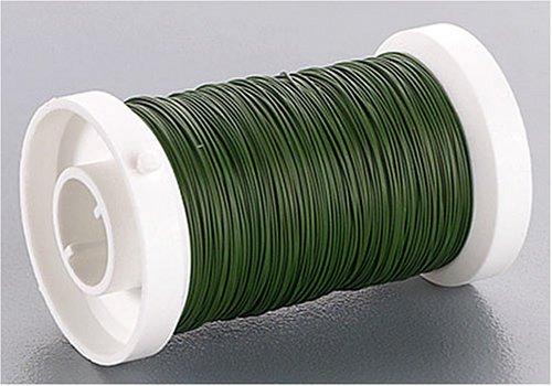 gutermann-knorrprandell-6467474-filo-metallico-per-fiori-035mm-colore-verde-muschio