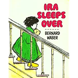 Ira Sleeps Over [Paperback]