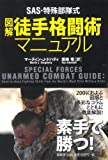SAS・特殊部隊式図解徒手格闘術マニュアル