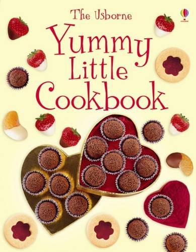 Yummy Little Cookbook (First Cookbooks)