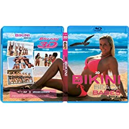3D Bikini Beach Babes Issue #4 [Blu-ray 3D]