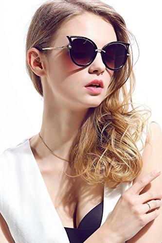 Women-Cat-Eye-Cateye-Sunglasses-Shades-Retro-Vintage-Classic-Oversized-Novelty-Glasses-Eyewear-EyeglassesUV400-UV-Protection