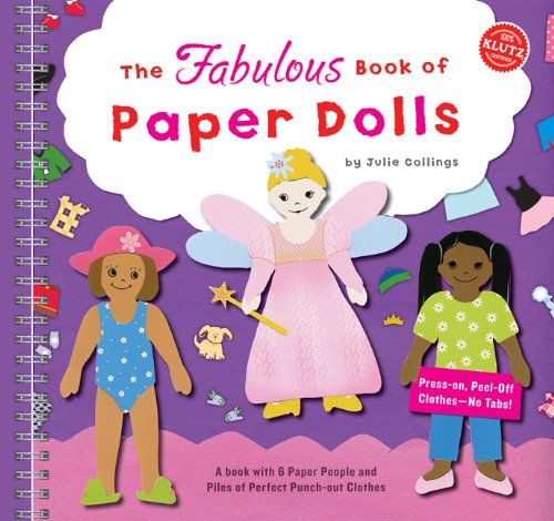 The Fabulous Book of Paper Dolls (Klutz)