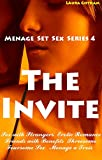 img - for The Invite: Sex with Strangers Erotic Romance Friends with Benefits Sexy Girl Threesome Foursome Hot Wife Menage a Trois (Menage Set Sex Series Book 4) book / textbook / text book