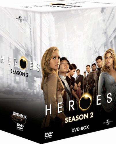 HEROES シーズン2 DVD-BOX