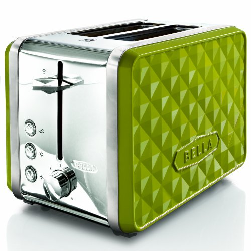 Diamonds Collection 2-Slice Toaster