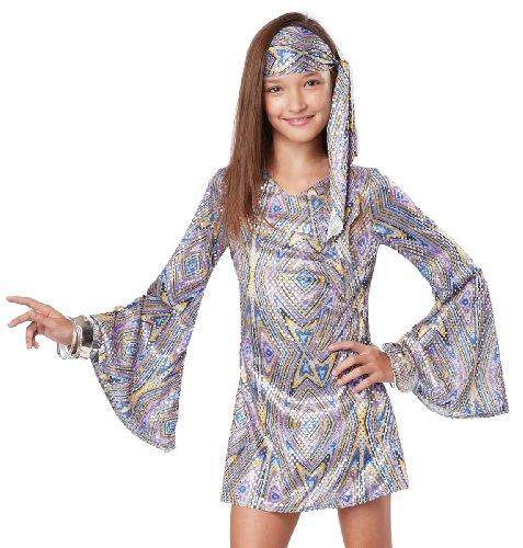 70s Disco Darling Kids Costume