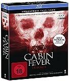 DVD Cover 'Cabin Fever 1-3 - Komplettbox mit allen 3 Teilen (3 Blu-rays)
