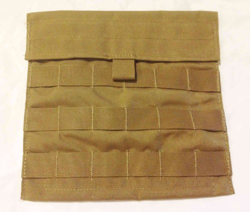Military Army USMC MOLLE Ammo Utility Side Pouch Pocket Coyote Brown Lot of 2 (Side Pouch compare prices)