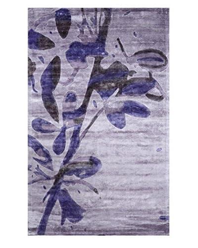nuLOOM Hand-Loomed Floral Harriet Rug