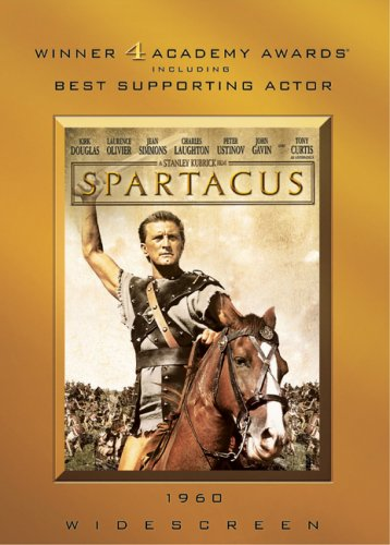Spartacus [DVD] [1960] [Region 1] [US Import] [NTSC]