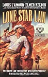img - for Lone Star Law book / textbook / text book