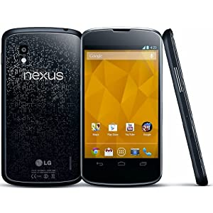 Google Nexus 4 Phone 16GB - Unlocked