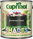 New 2014 Cuprinol Garden Shades Somerset Green 1L